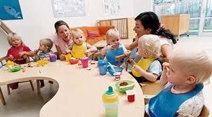 Atelier cuisine en creche