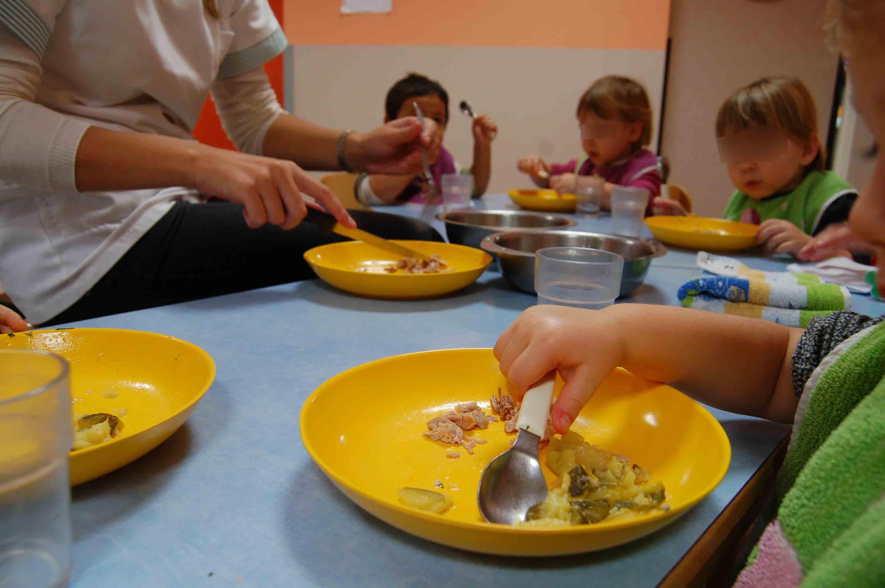 Comment aigues mortes s 39 organise pour servir des repas 100 for Objectif atelier cuisine en creche