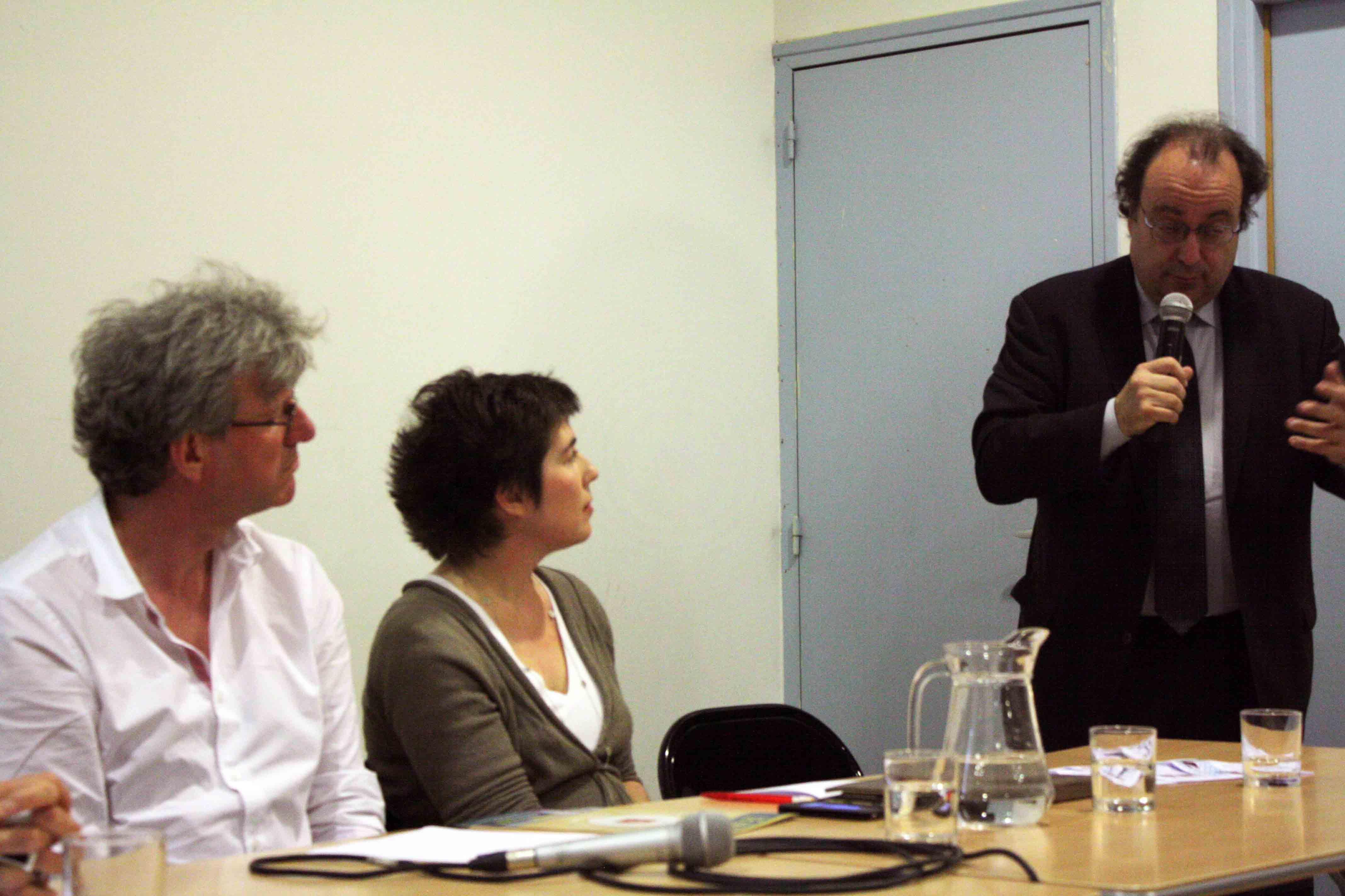 Montpellier discute de son avenir alimentaire bio et - Restauration collective salon de provence ...