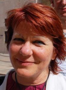 Martine Padillat, enseignante chercheuse à l'IAM (Institut agronomique méditerranéen, Montpellier).