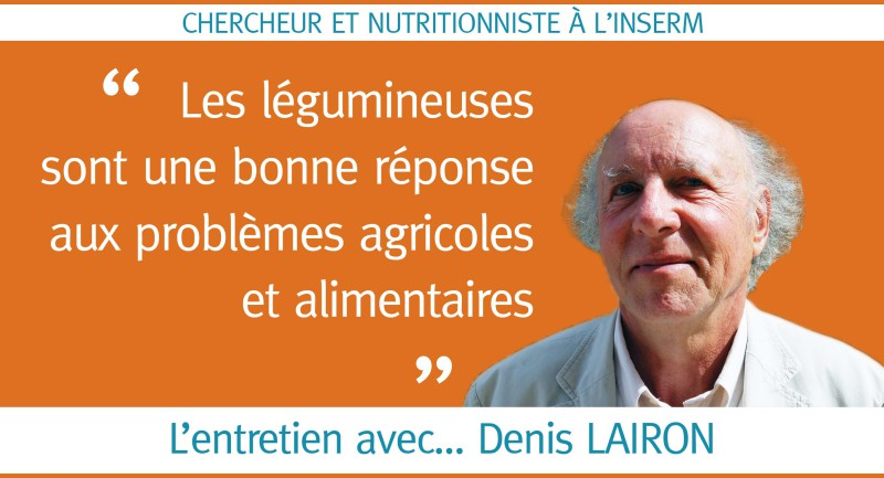 Un Plus Bio slider Denis Lairon