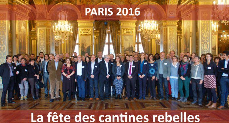 Un Plus Bio Victoires cantines rebelles 2016