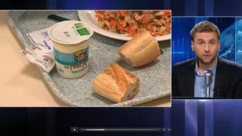 Manger mieux sans dépenser plus, l'ITV de Stéphane Veyrat sur RMC-BFM.