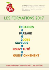 Capture formation Un Plus Bio 2017-1