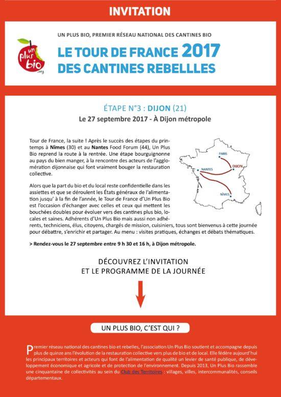Tour de France des cantines rebelles Dijon-2