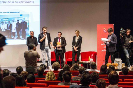 Les premières Victoires, en novembre 2016. Photo Guillaume Bodin