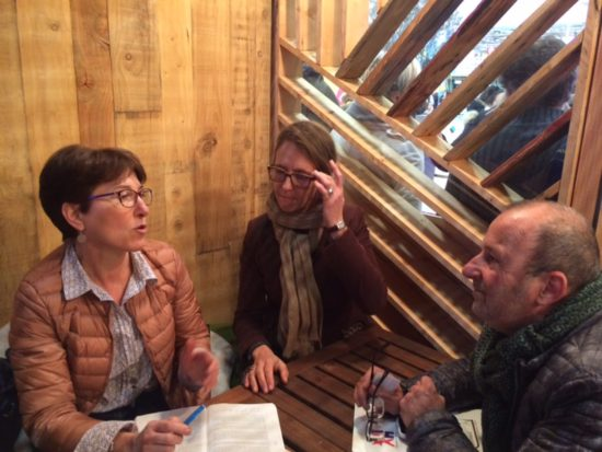 La tourn e d 39 un plus bio au sia et au sas un plus bio - Salon de la restauration collective ...